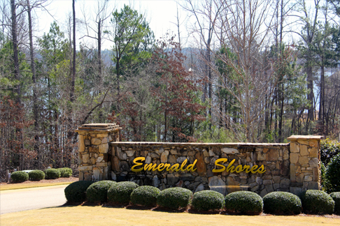 Emerald Shores Lake Martin
