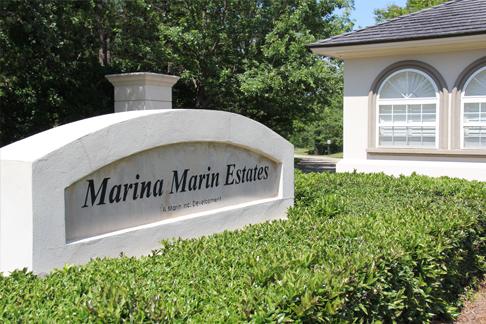 Marina Marin lake martin